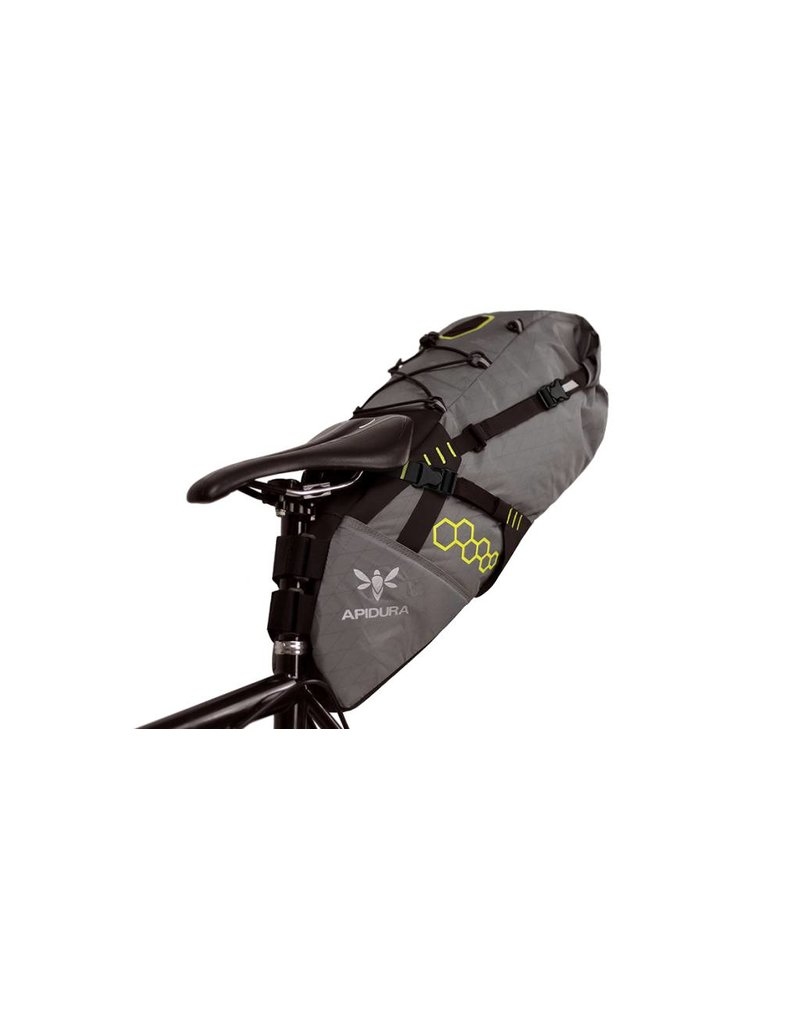 Apidura Apidura Rear Saddle Pack, Mid-size 14 litre (cycle touring/bikepacking bag)