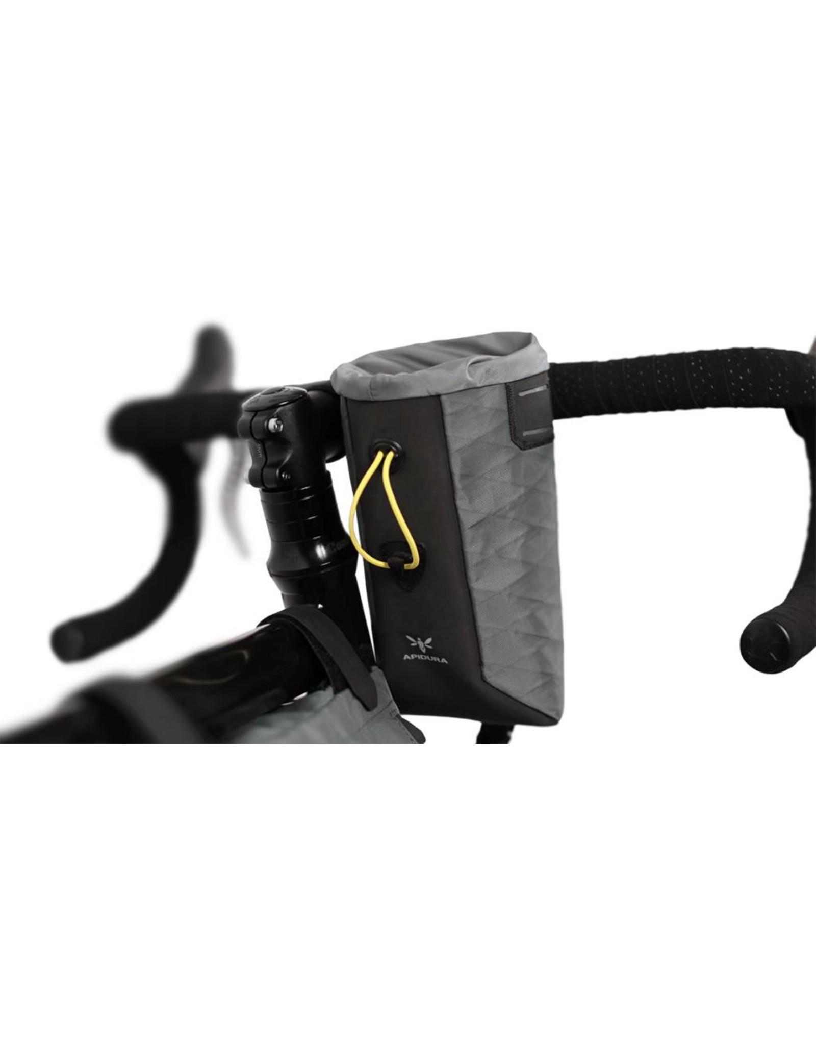 Apidura Apidura Front Food Pouch Extended size 1.2 litre (touring/bikepacking/randonneur/commuter bag)