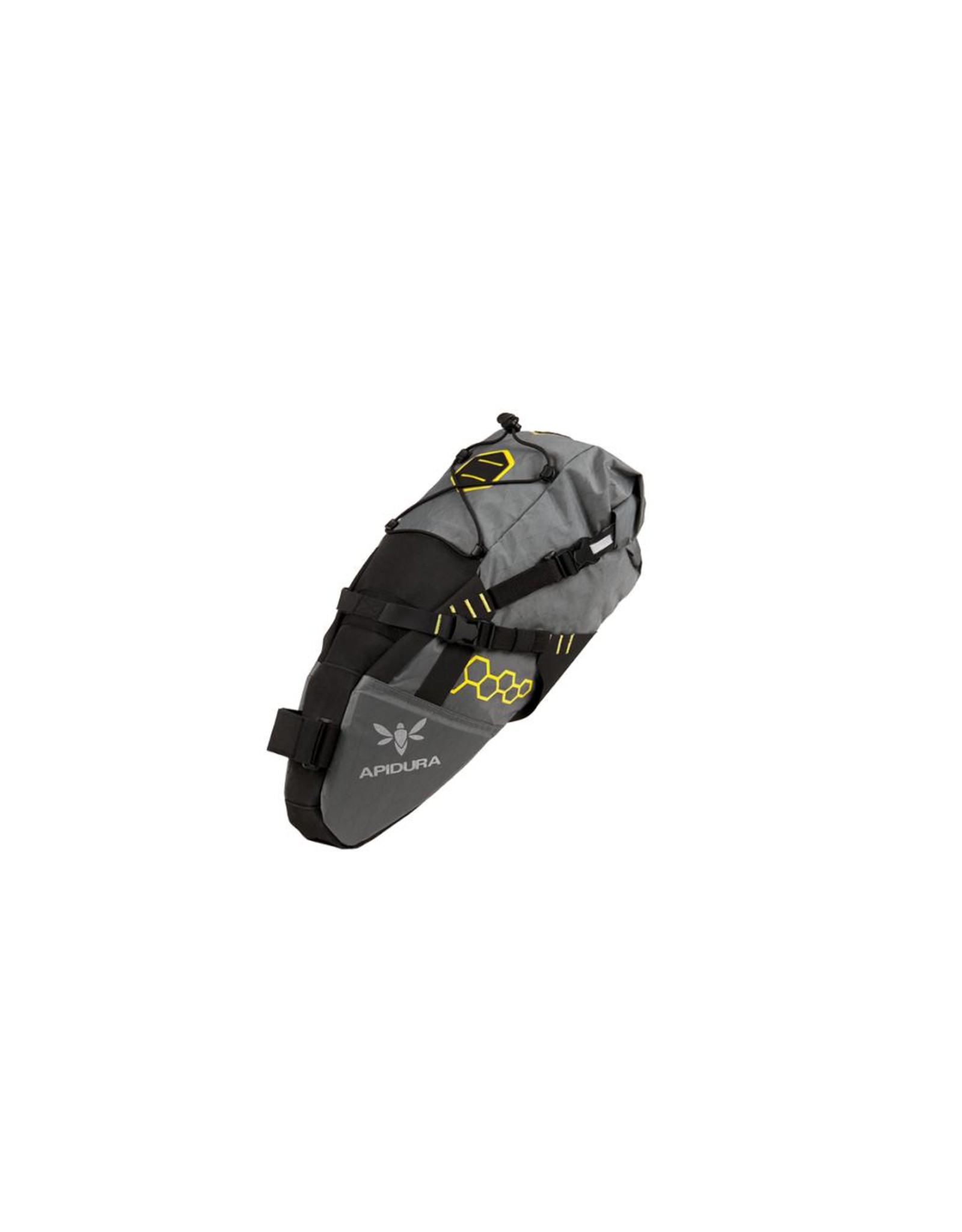 Apidura Apidura Rear Saddle Pack Compact size 11 litre (touring/bikepacking/randonneur/commuter bag)