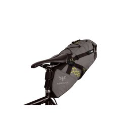 Apidura Apidura Rear Saddle Pack, Regular size 17 litre (cycle touring/bikepacking bag)