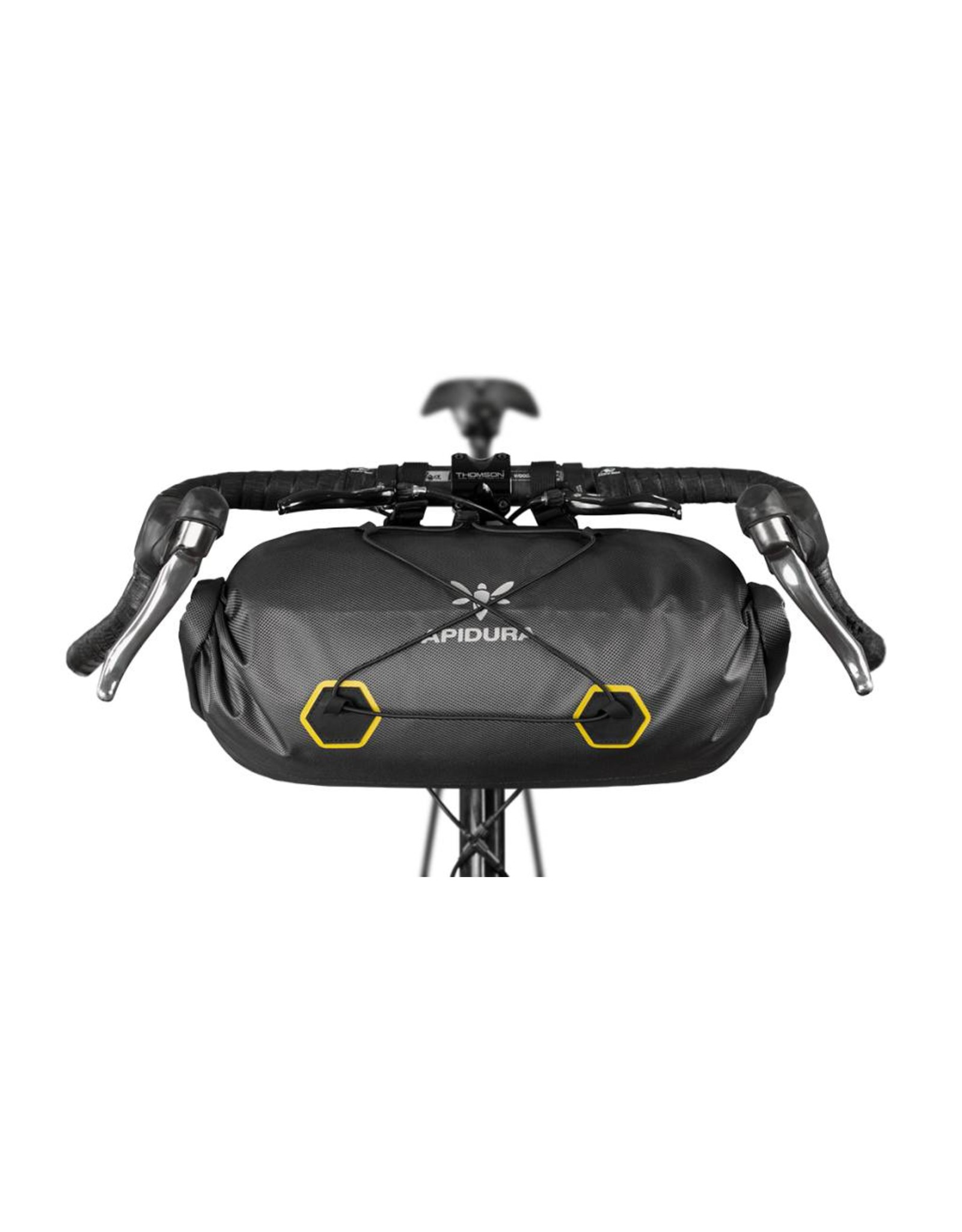 Apidura Apidura Front DRY Handlebar Pack, Mid-size 14 litre (touring/bikepacking/randonneur/commuter bag)