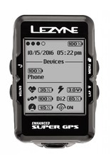 Lezyne Lezyne Super GPS Cyclocomputer Unit