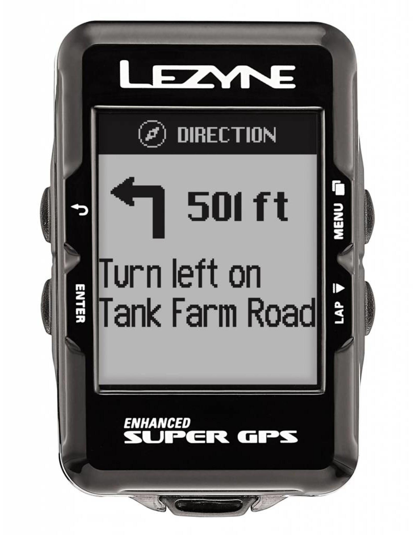 Lezyne Lezyne Super GPS Cyclocomputer Unit
