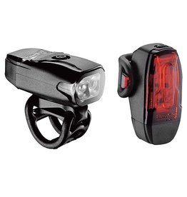 Lezyne Lezyne KTV Drive Light Set 10/180 Lumens Black