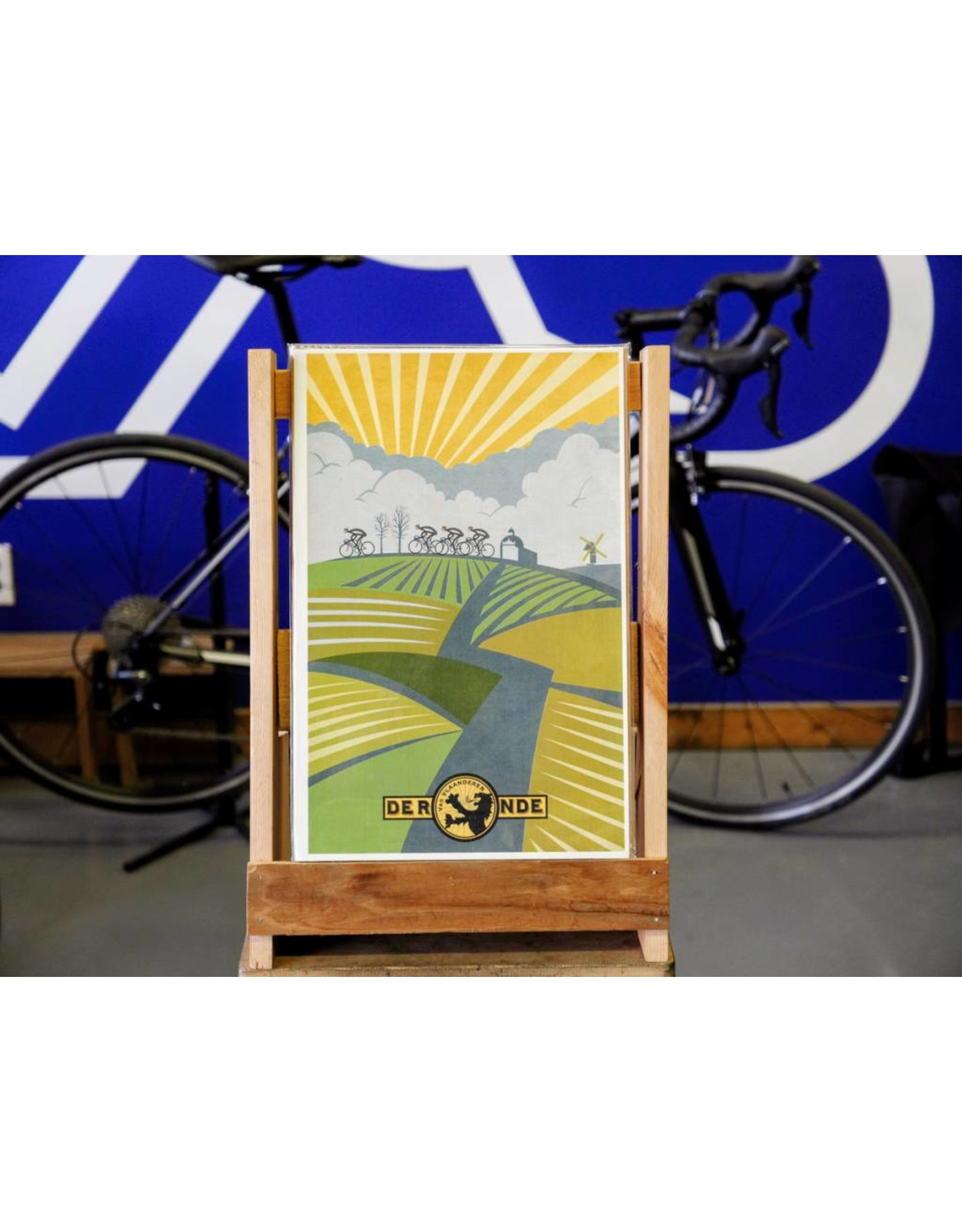 SF Design Cycling Print