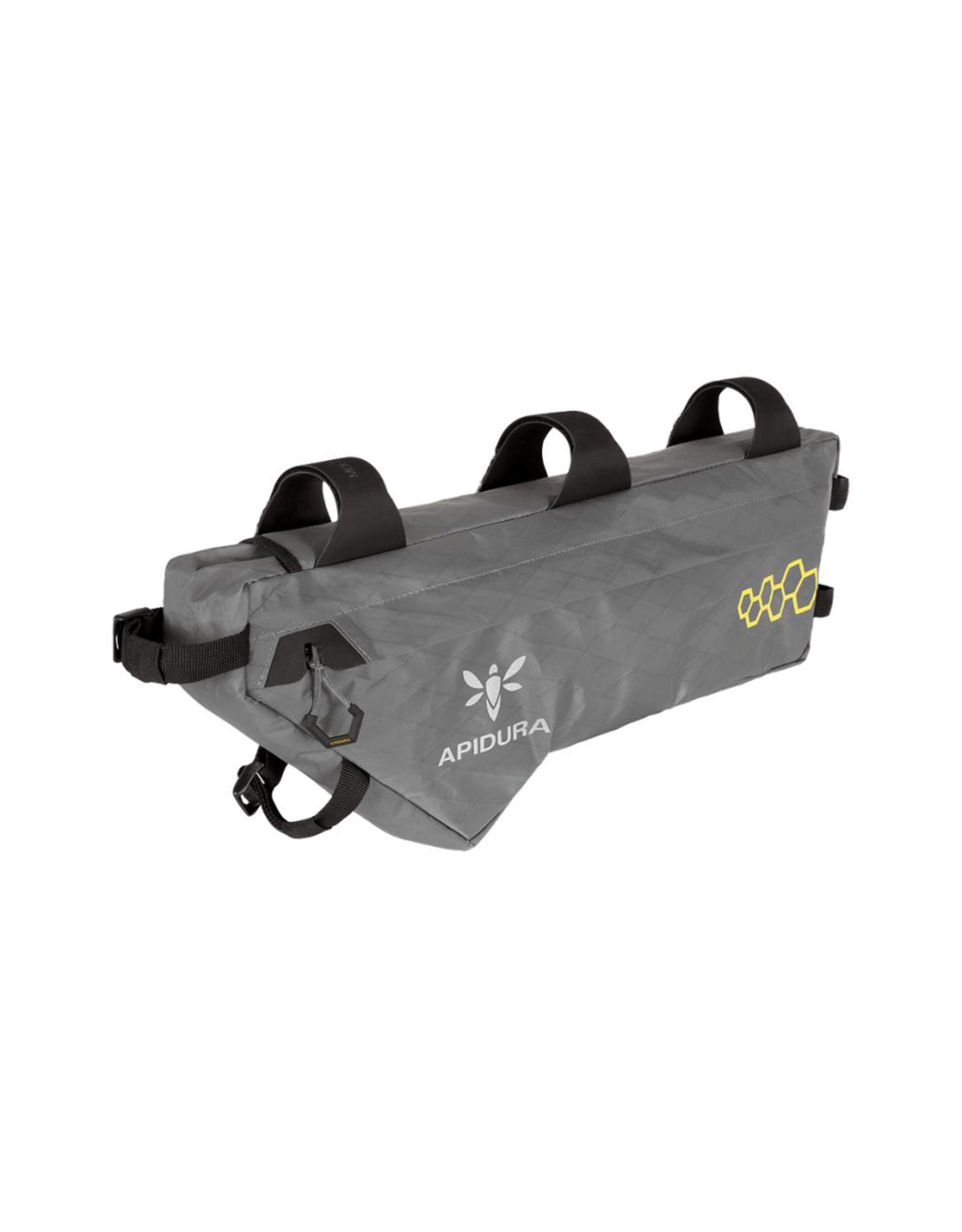 Apidura Apidura Mountain Frame Pack, Large size 5.3 litre (touring/bikepacking/randonneur/commuter bag)