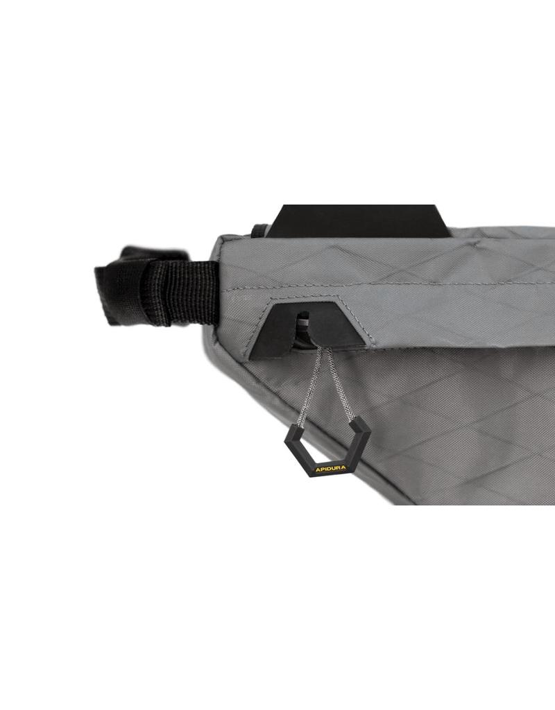 Apidura Apidura Mountain Frame Pack, Large size 5.3 litre (touring/bikepacking/randonneur/commuter bag)