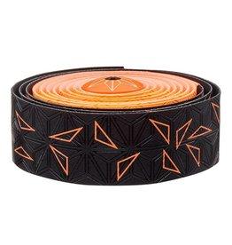 Supacaz Supacaz SSK Star Fade Neon Orange Super Sticky Kush Handlebar Tape,  /set