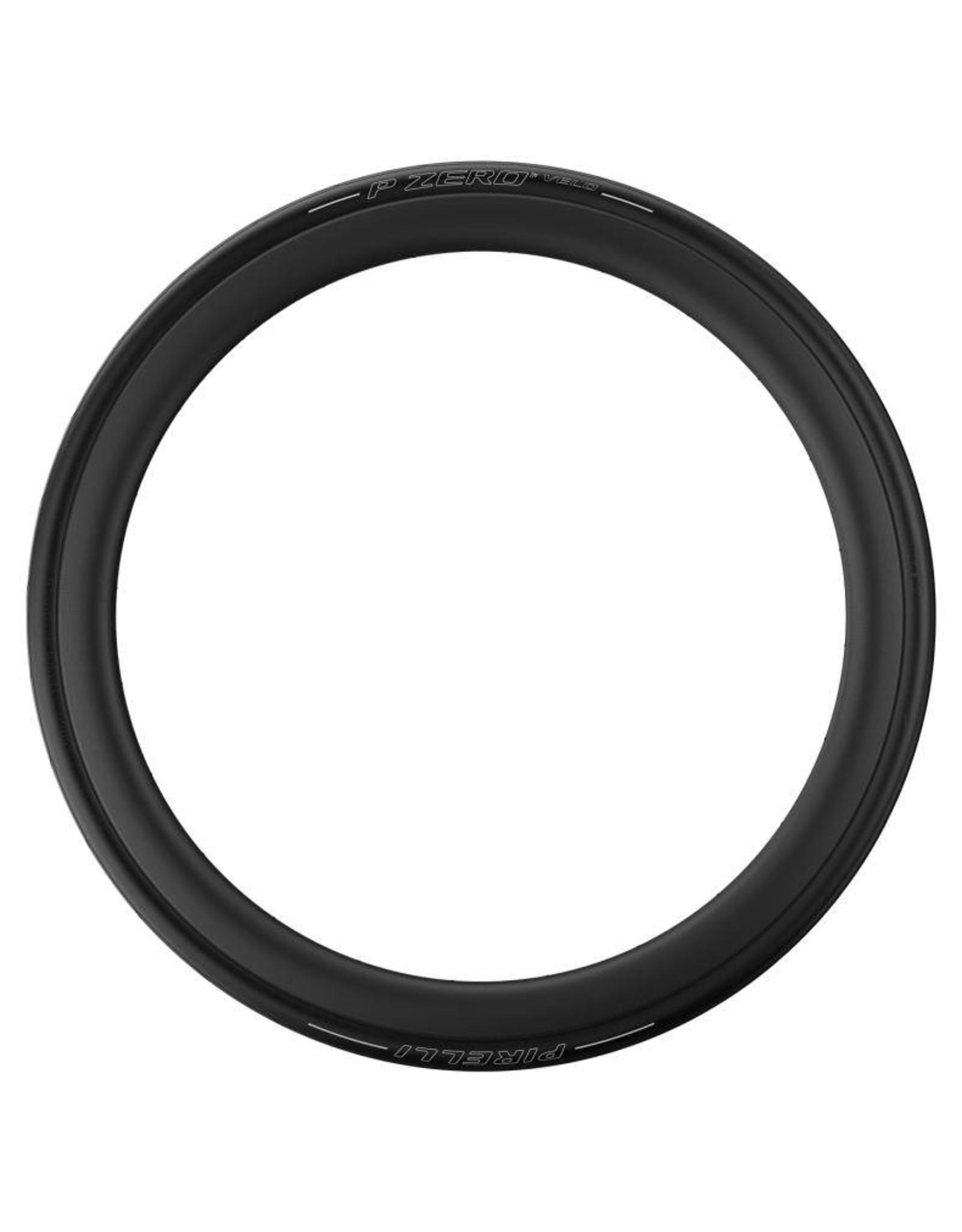 Pirelli Pirelli PZero Velo 700x28C Folding  Smartnet Silica, Aramid Fiber, 127TPI, 230g, Black