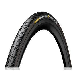Continental GP 4 SEASON BLK 700x25 Black-Black GRAND PRIX DuraSkin Black Edition