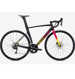 Specialized ALLEZ SPRINT COMP DISC BLK/GLDNYEL/VIVPNK 54
