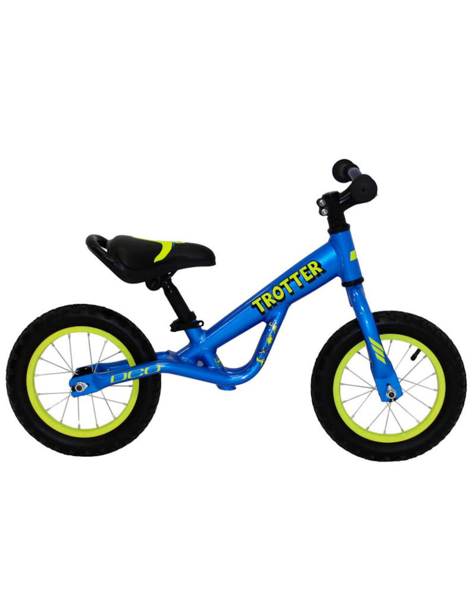"""DCO bicycles DCO Trotter Blue-Green, 12"""""""