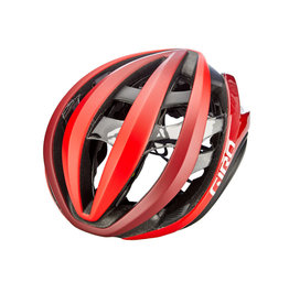 Giro AETHER MIPS MAT BRT RED/DK RED L