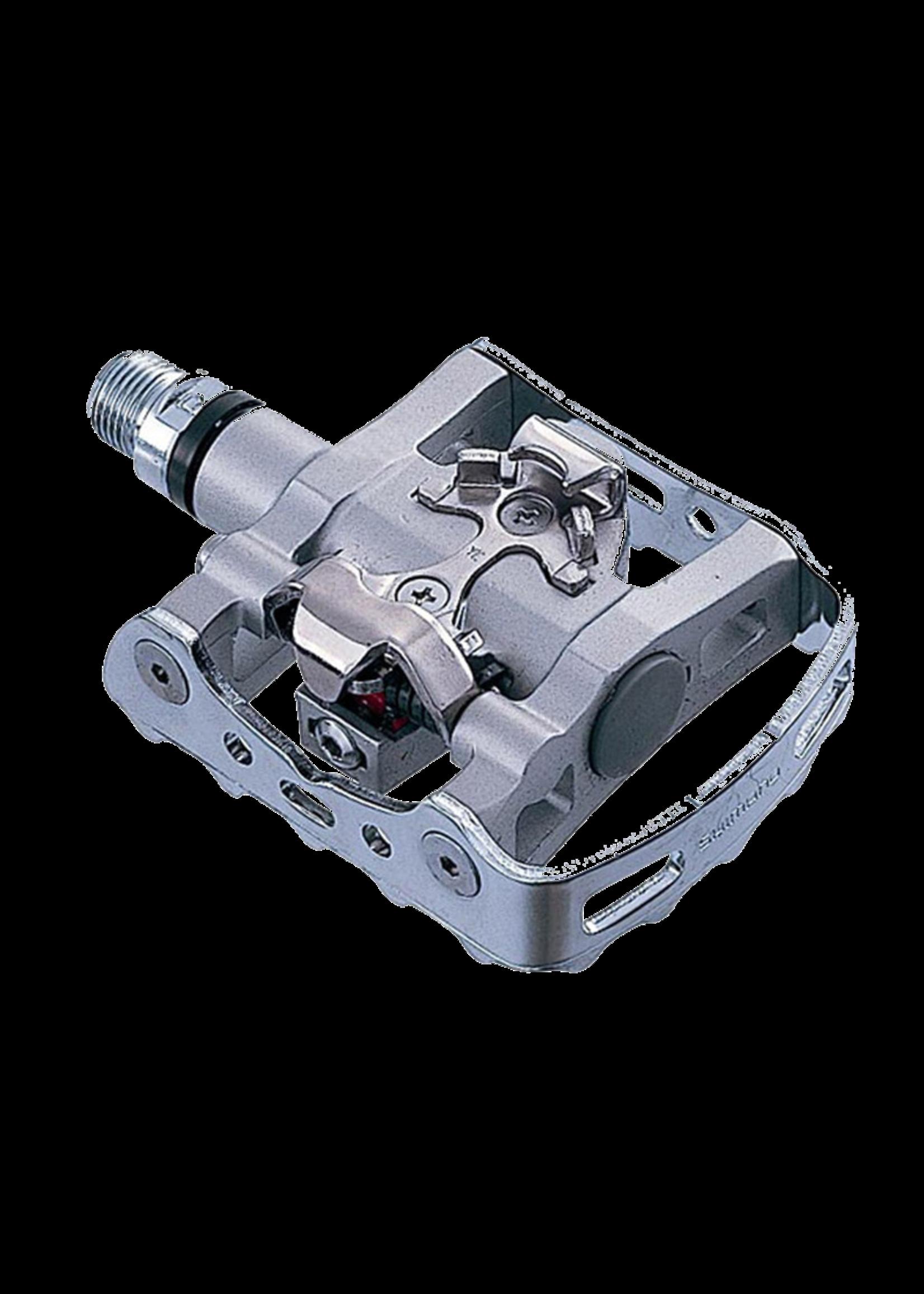 Shimano PÉDAL  PD-M324 SANS REFLECTEUR AVEC CALE(SM-SH56)