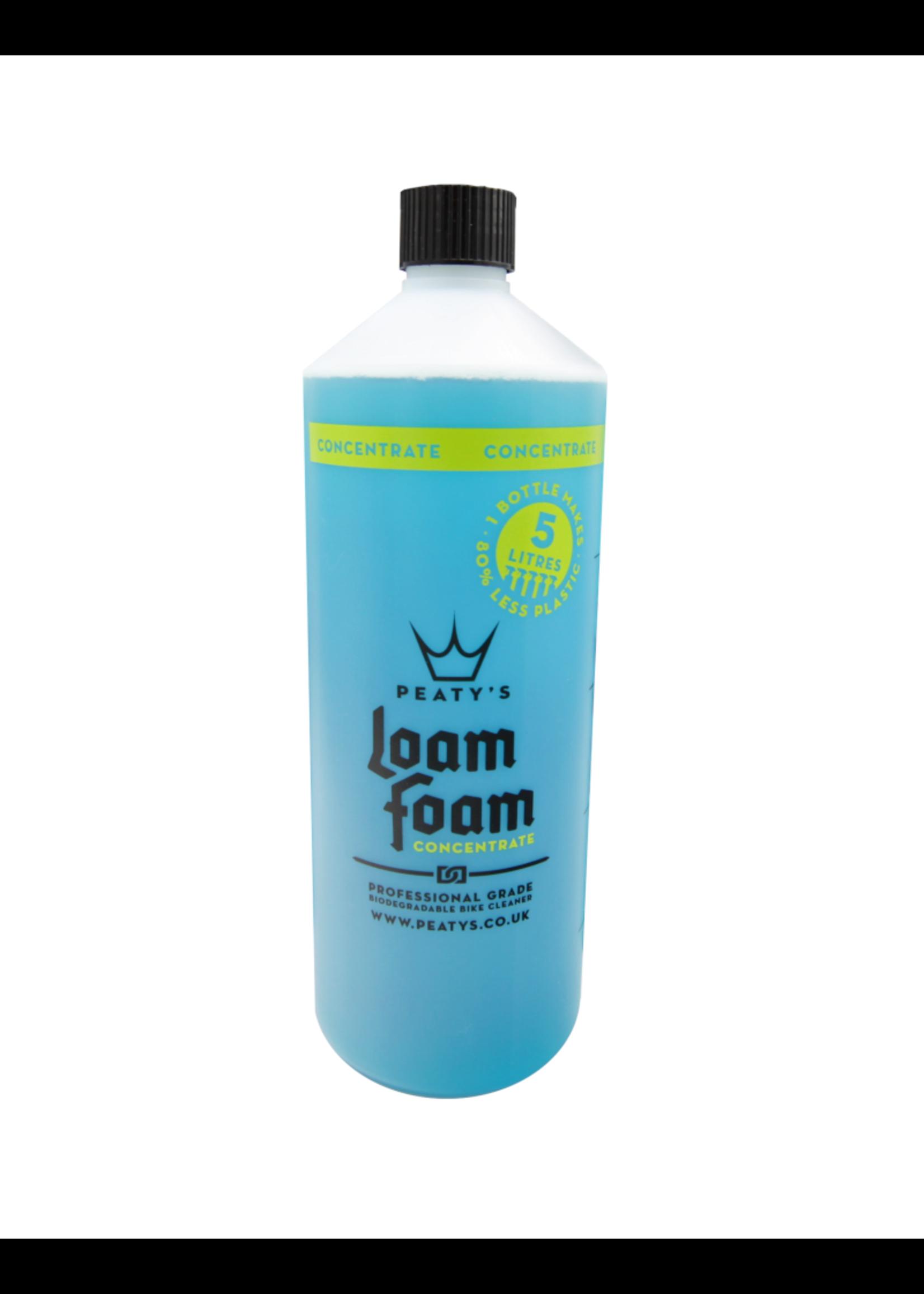 PEATYS Peaty's LOAM FOAM CONCENTRATE CLEANER 1L