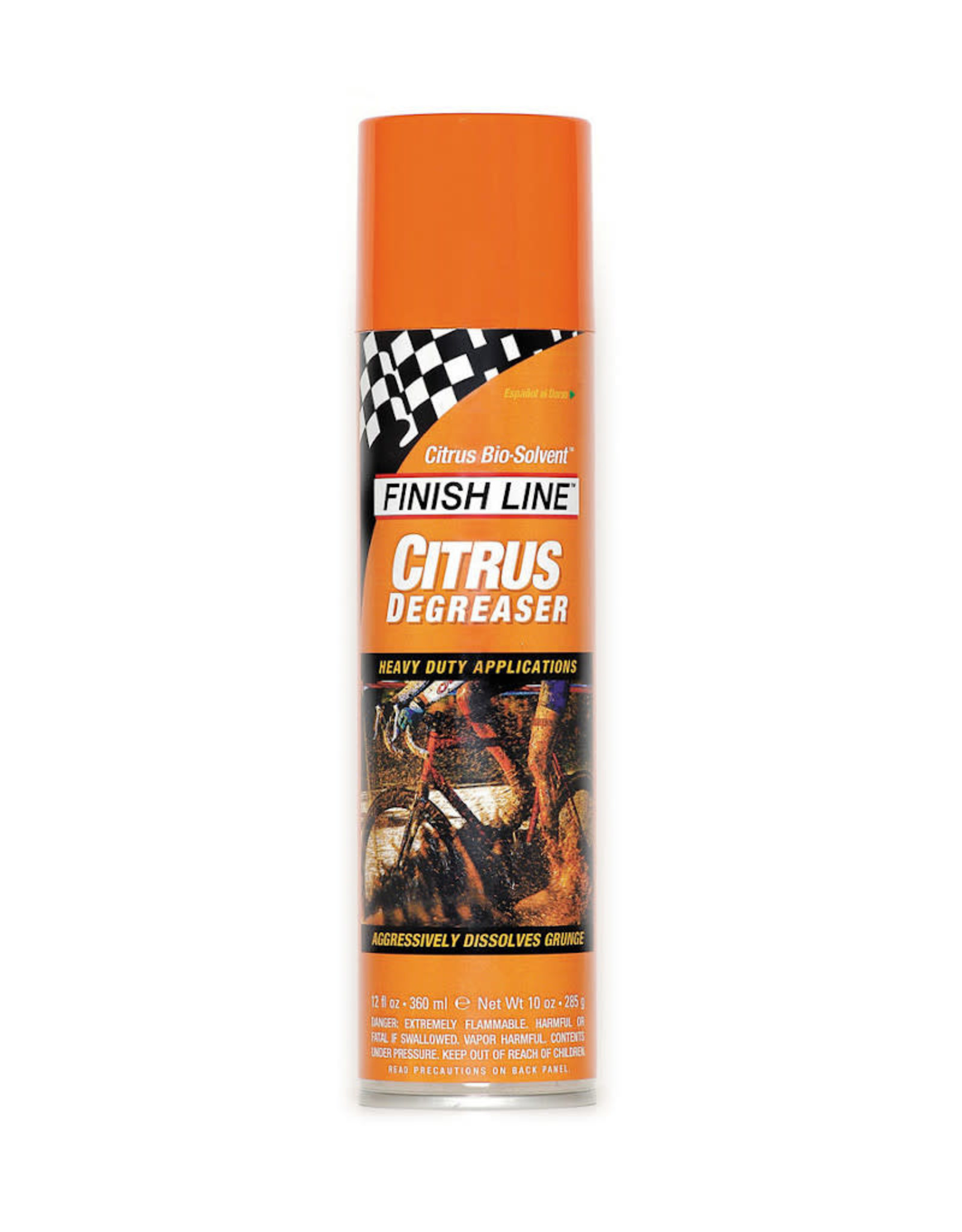 Finish Line FINISH LINE - Citrus Degreaser 12oz aerosol
