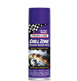 FINISH LINE - Chill Zone