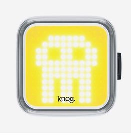 Knog KNOG - Blinder Skull -  Front Bike Light