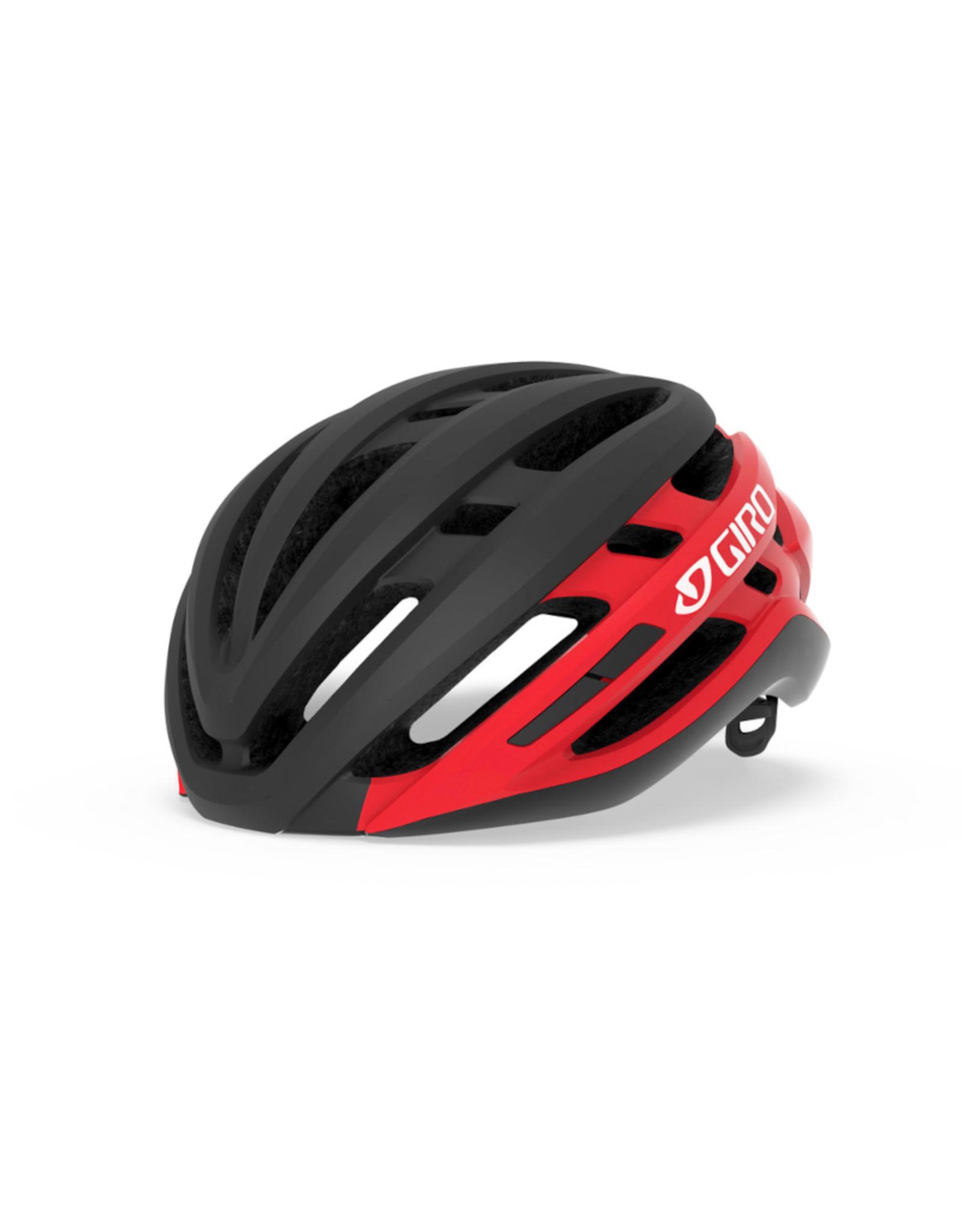 Giro AGILIS MATTE BLACK/BRIGHT RED L