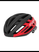 Giro AGILIS MIPS MATTE BLACK/BRIGHT RED S
