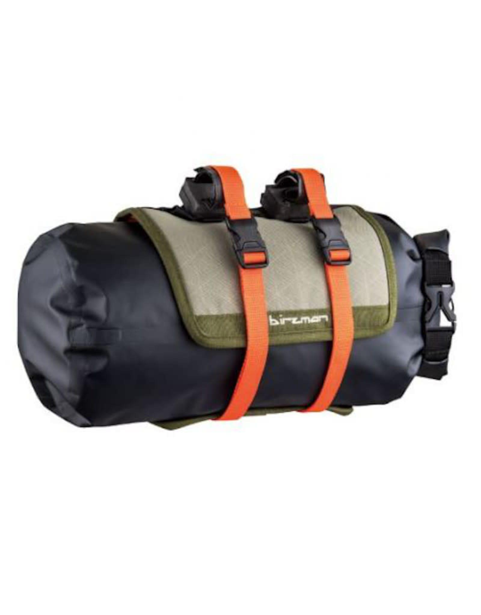 Birzman - Packman Travel, Sac de Guidon, Impermeable Tissu haute densite, 9.5L