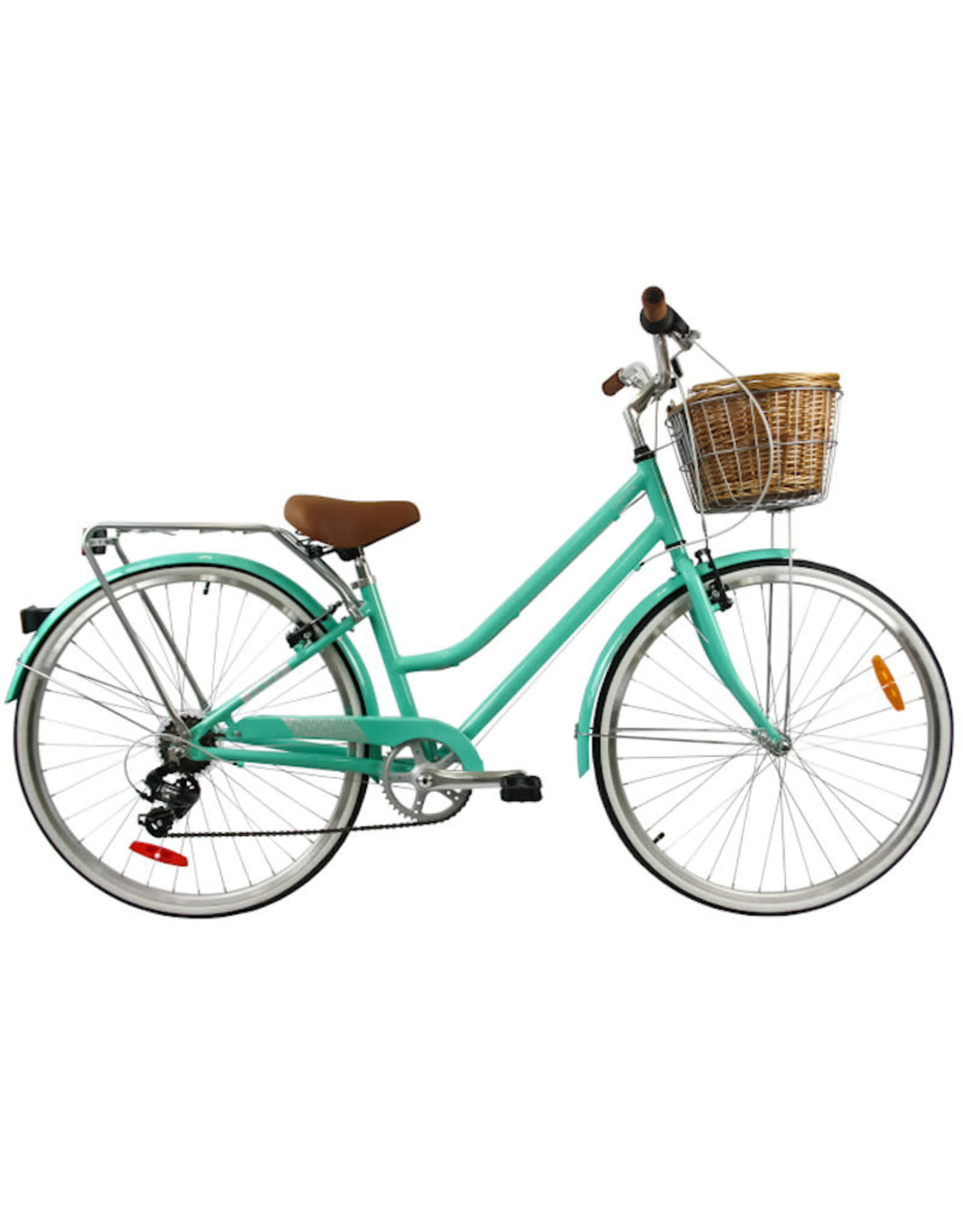 DCO Bicycles DCO - Urban Retro Low Step