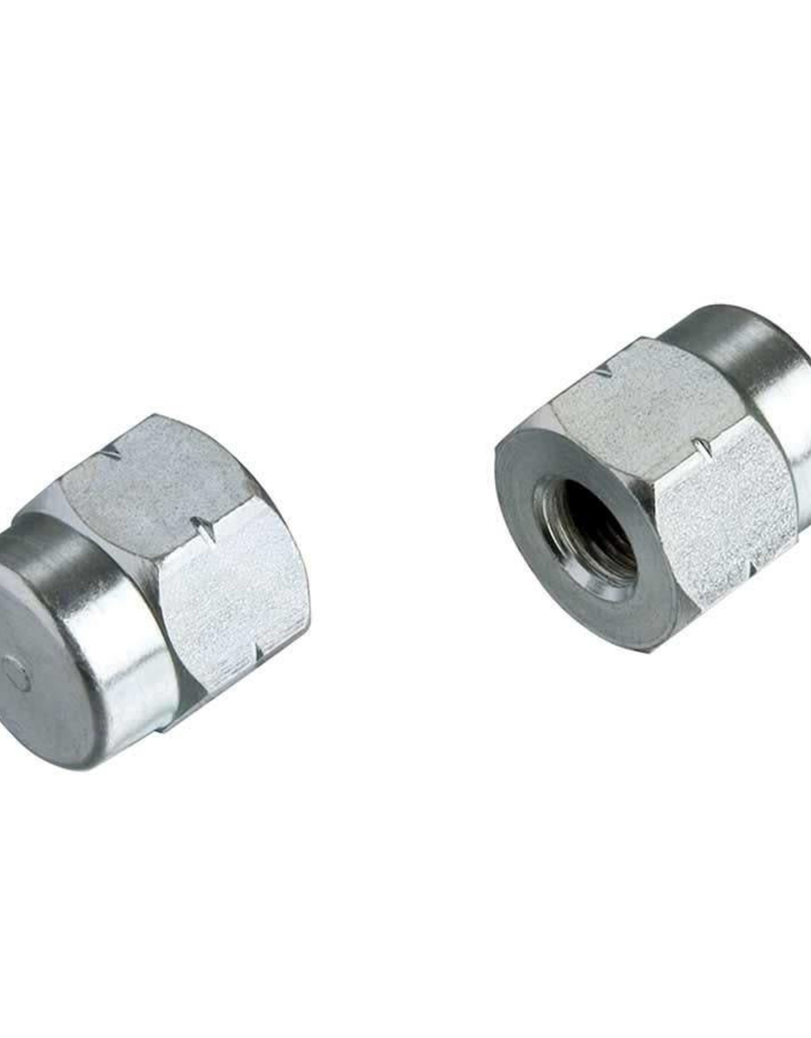 Tacx Tacx, T1415, Noix pour axe M10 x 1 (2 pieces)