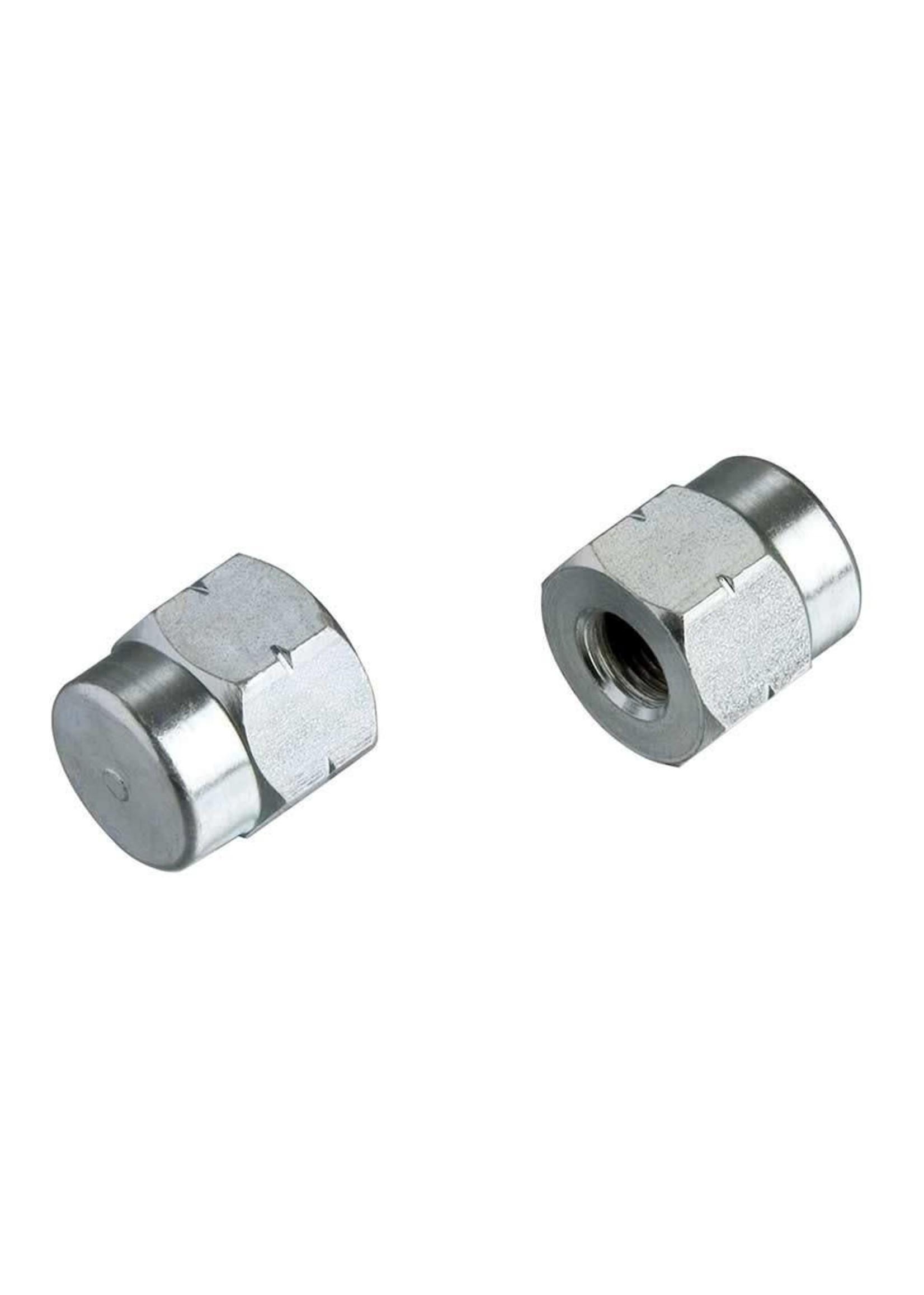 Tacx Tacx, T1415, Axle nut M10 x 1 (set of 2)