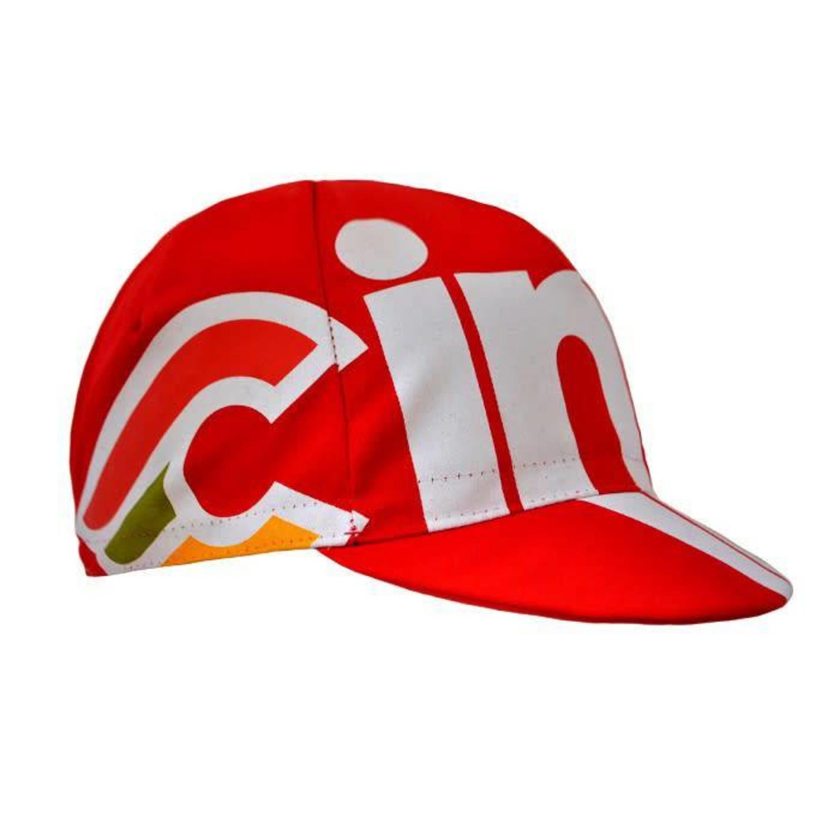 CINELLI CINELLI CAPS NEMO TIG-RED