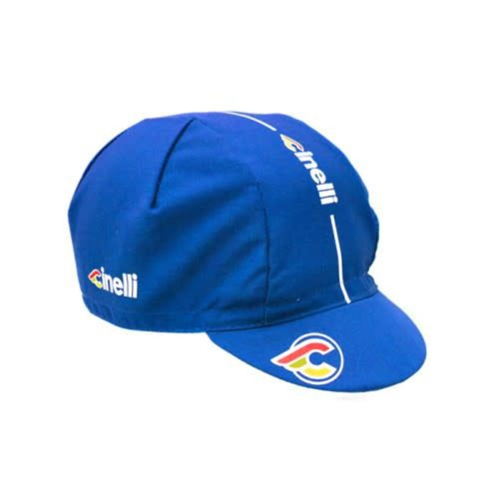 CINELLI CINELLI CAPS SUPERCORSA, BLUE