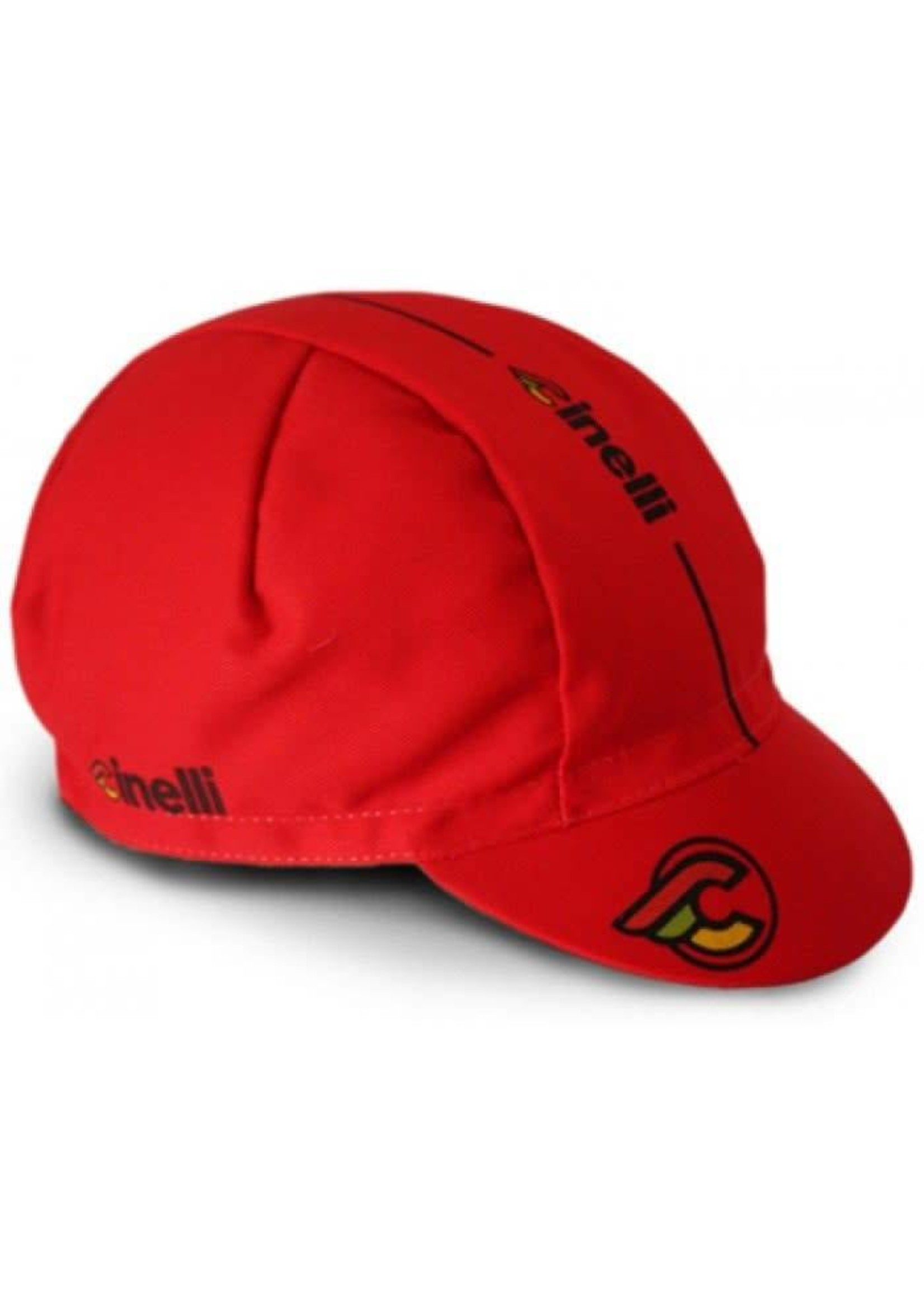 CINELLI CINELLI CAPS SUPERCORSA, RED