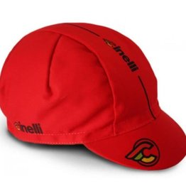 CINELLI CINELLI CAPS SUPERCORSA, RED