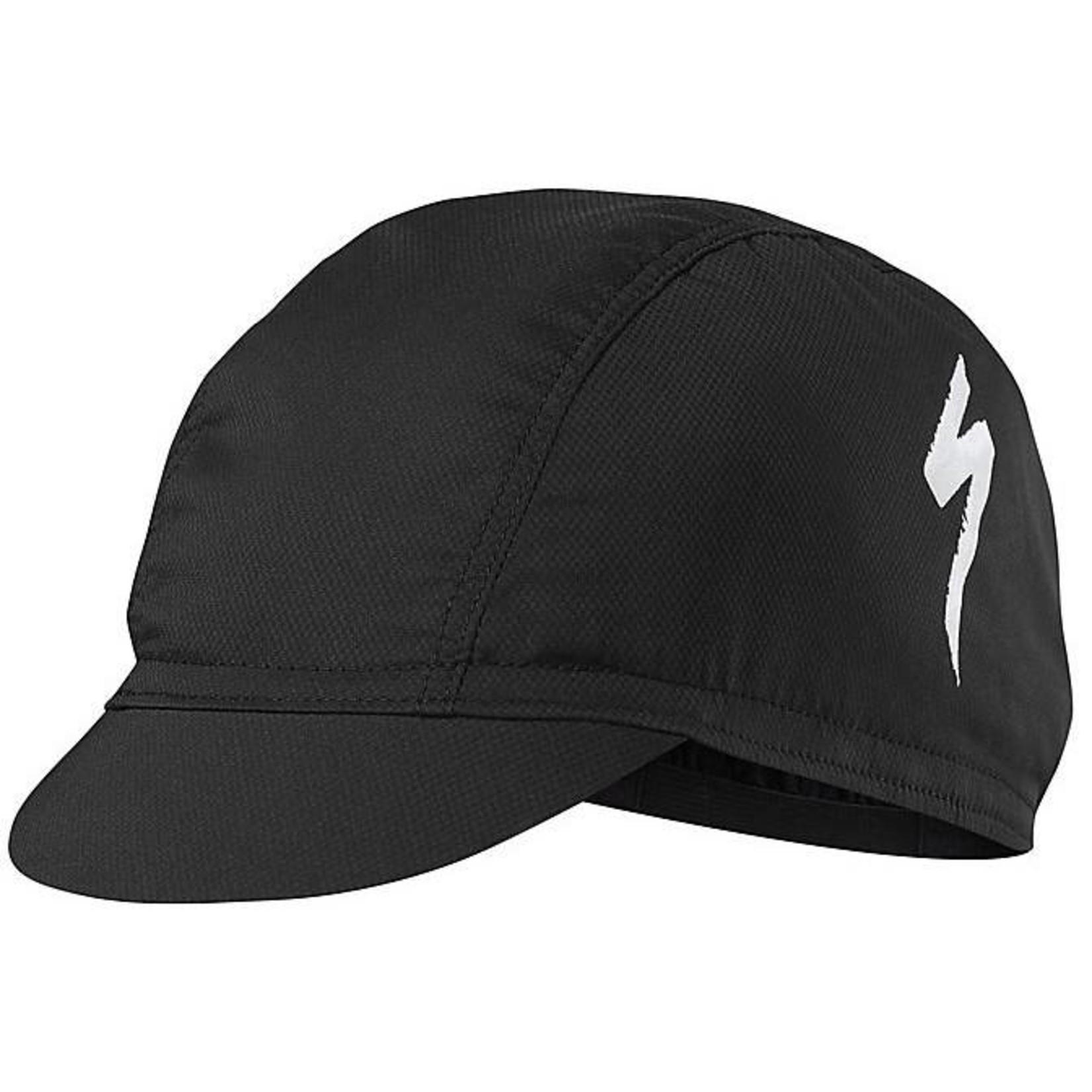 DEFLECT UV CYCLING CAP BLK L/XL