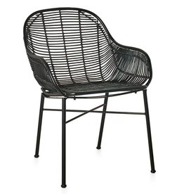 TIGA CHAIR BLACK