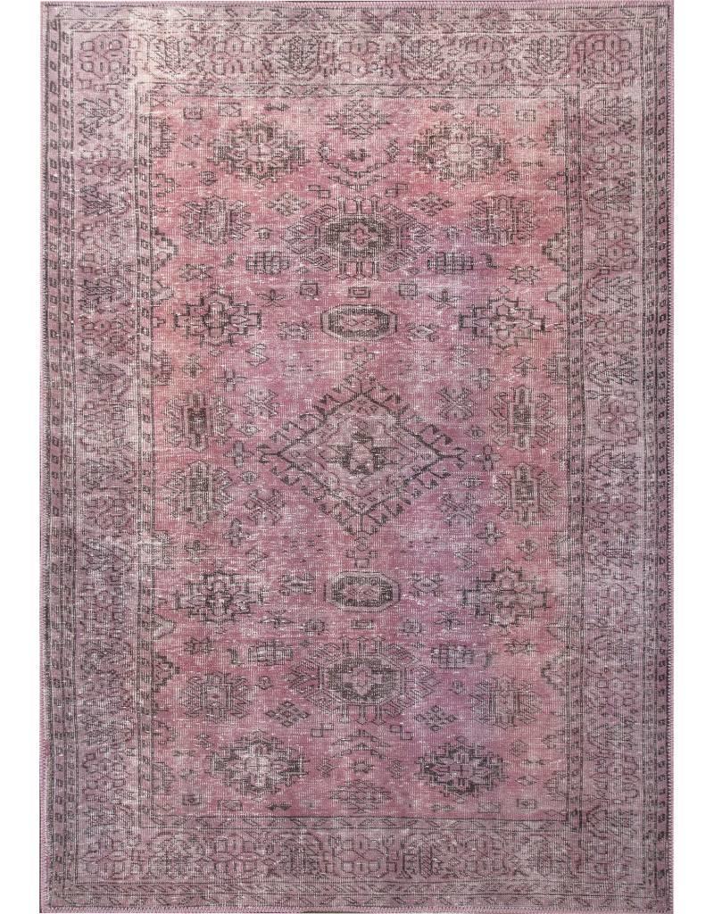 TAPIS DANTE ROSE BRUMEUX 5' x 8'