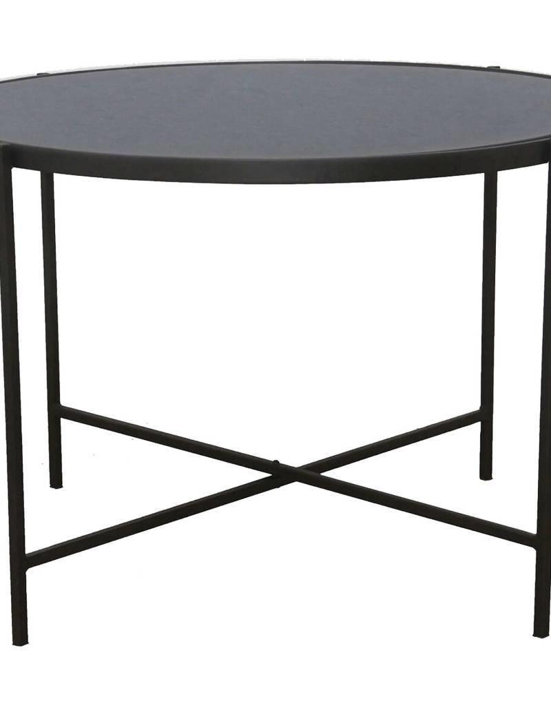 "BRANTLEY COFFE TABLE  D30"" x H:20"""
