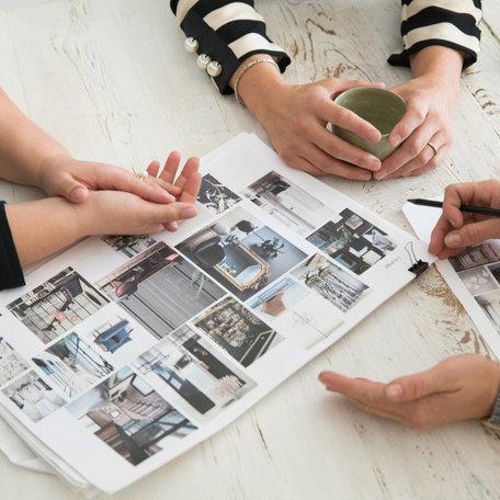 Consultation design d'intérieur