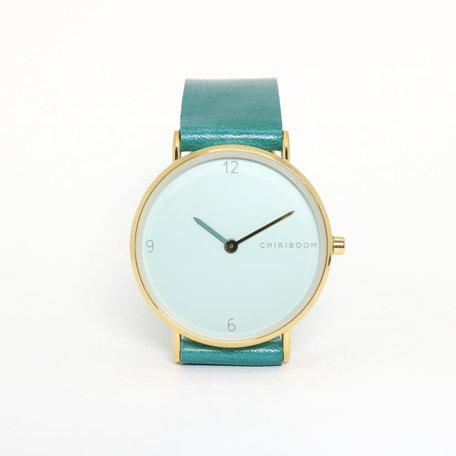 OR & TURQUOISE