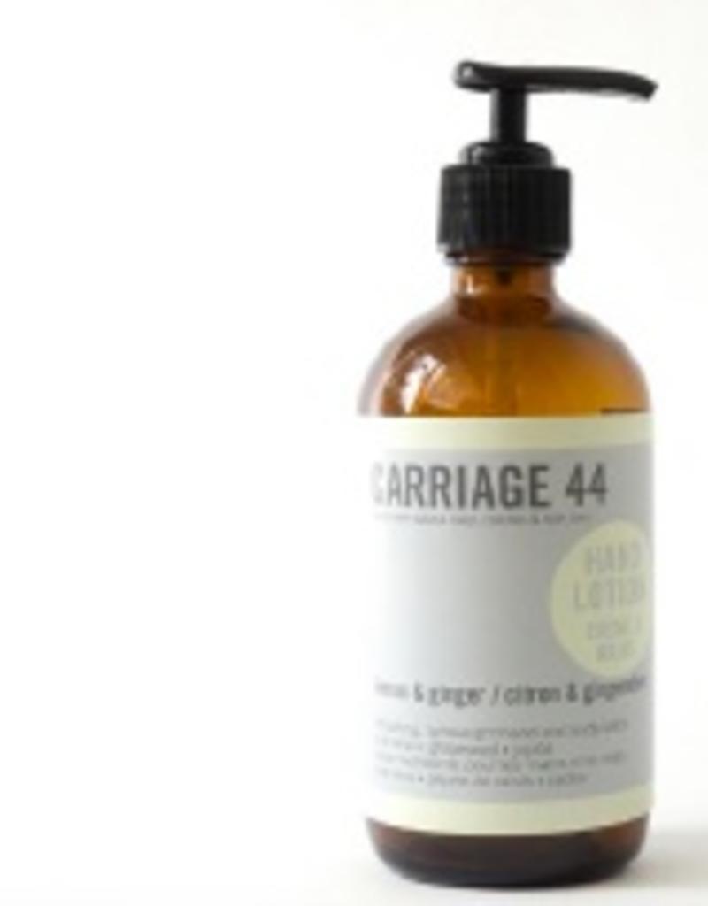 CARRIAGE 44 LEMON & GINGER HAND SOAP