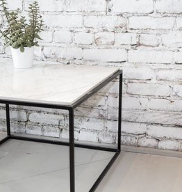 LeNOIR MARBLE LIVING ROOM TABLE  BY LOVASI