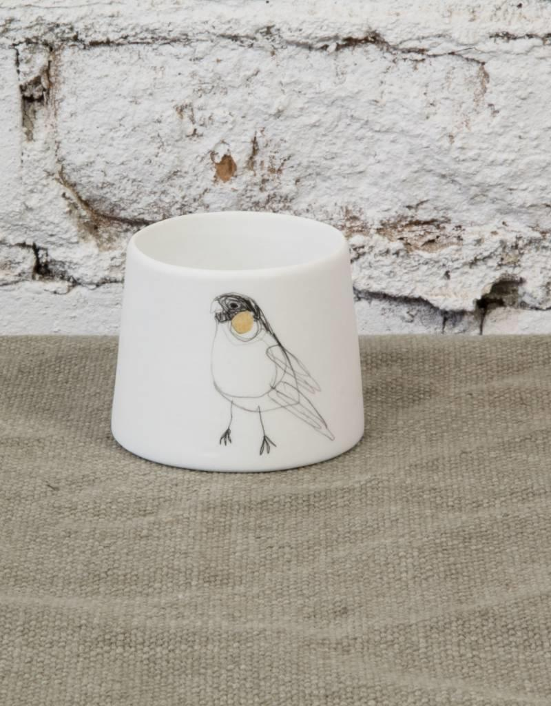 BLOOMINGVILLE PORCELAIN VOTIVE TEALIGHT HOLDER