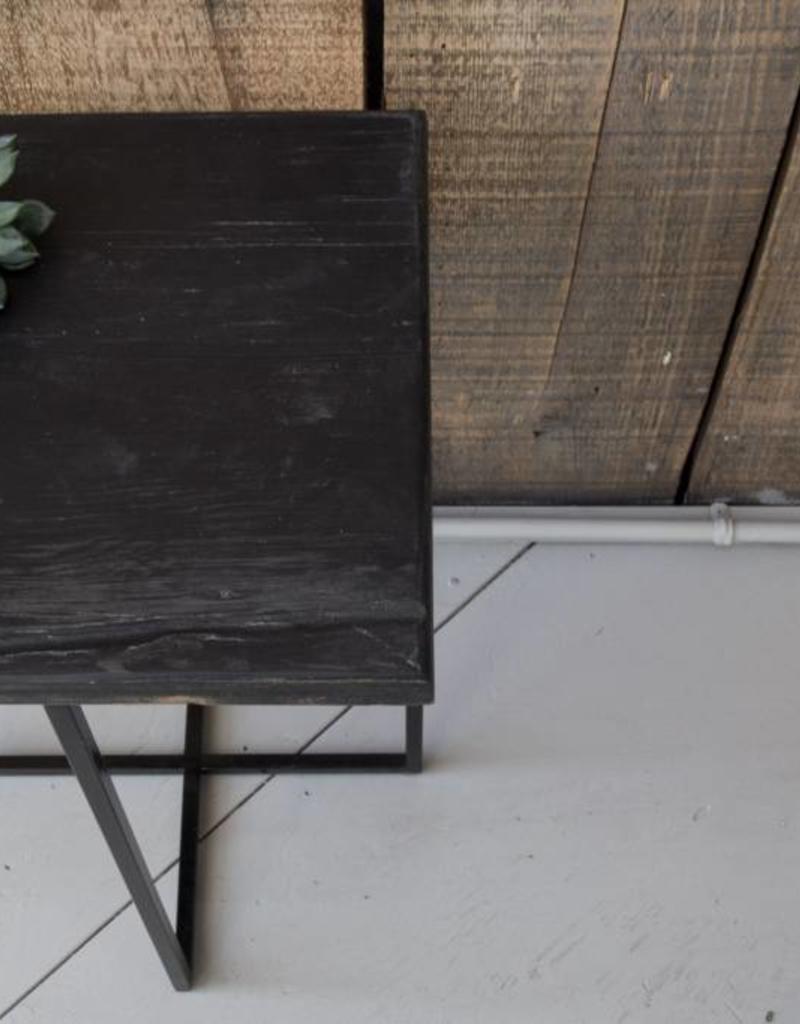 TABLE DE CHEVET LeNOIR PAR  LOVASI