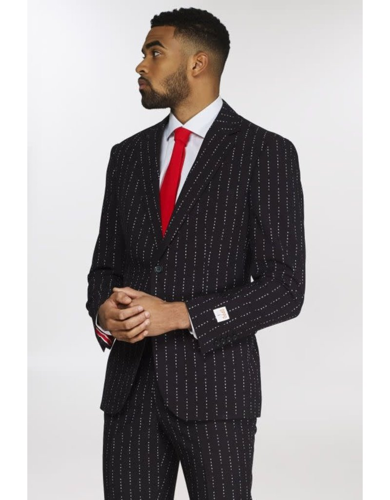 OPPOSUITS Merry Pinstripes