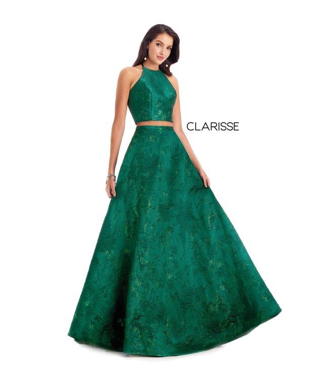 Clarisse 8229 Robe 2 pièces en A