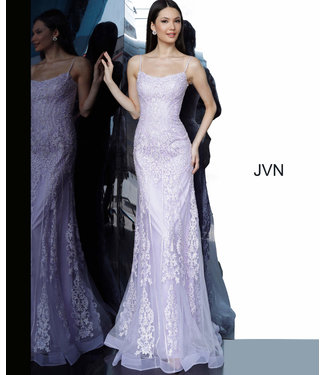 Jovani * EX * 02012 Robe ajustée en dentelle