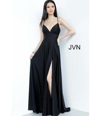 Jovani 00903 Robe coupe en A lacée
