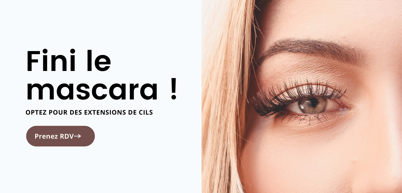 Extension de cils Mirage