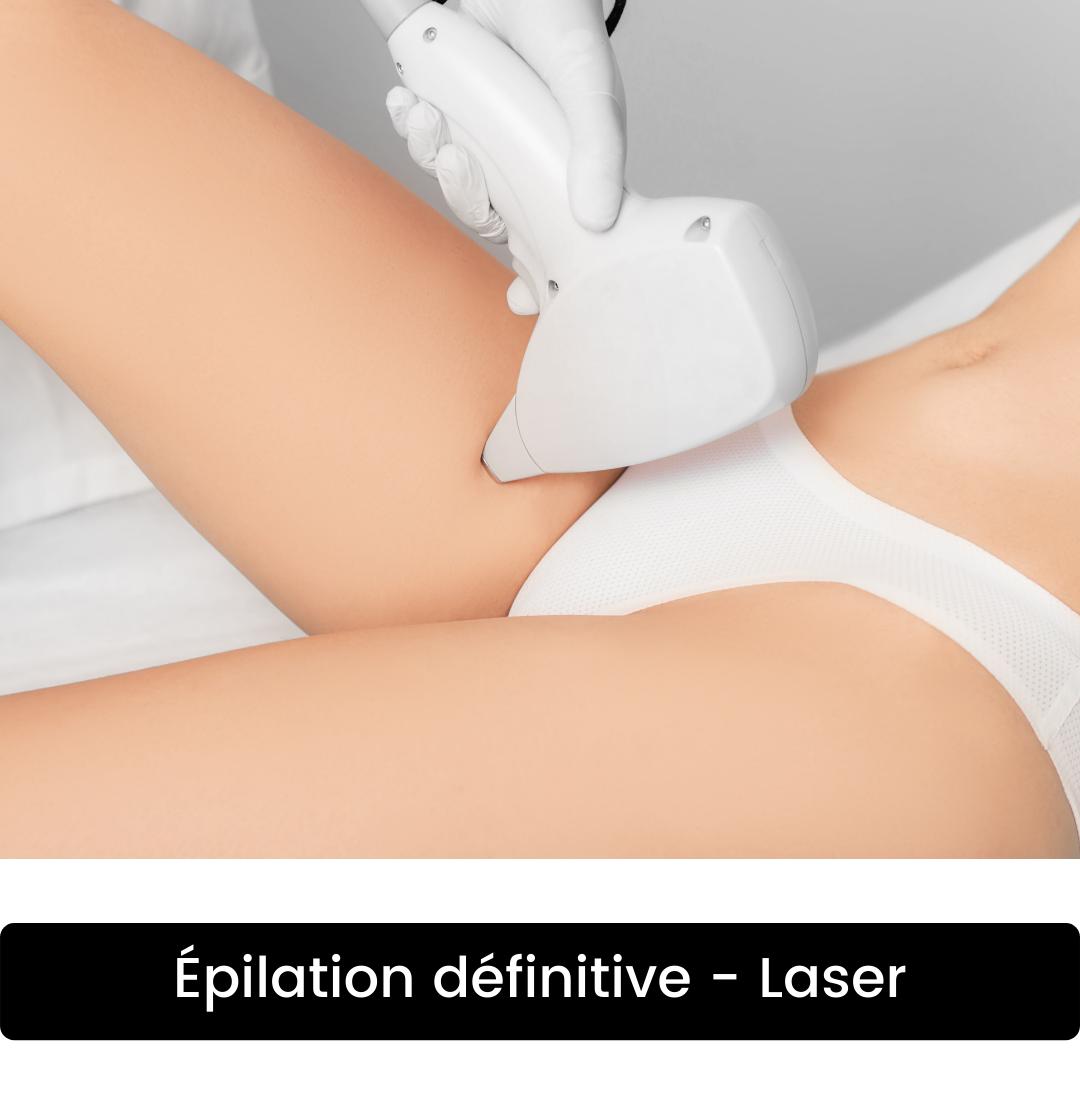 Épilation définitive Laser Mirage