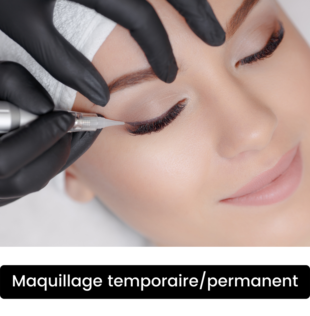 Maquillage permanent Mirage