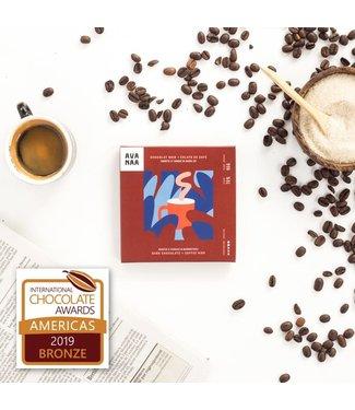 Avanaa CHOCOLAT NOIR+ÉCLATS DE CAFÉ